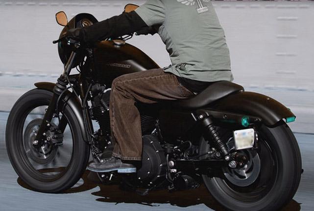 2012 Harley Davidson Xl883n Iron 883 Motor Gp Photos