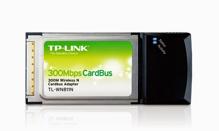 Download TP-Link TL-WN811N PCMCIA Driver