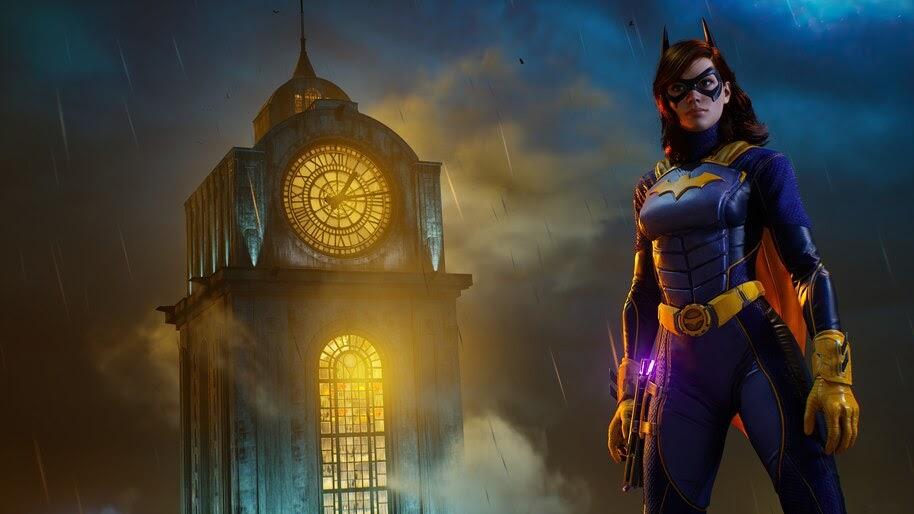 Gotham Knights, Batgirl, 4K, #3.2555
