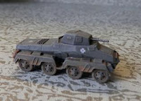Sd Kfz 231 Armoured Car 8 Rad