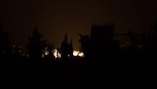 Serangan Udara Rezin Syiah Asad di Ghautah Barat Bunuh 3 Warga Sipil Suriah
