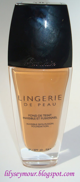 Guerlain Foundation in Chestnut