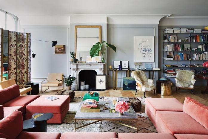 Jenna Lyon's Amazing Soho Loft- designaddictmom