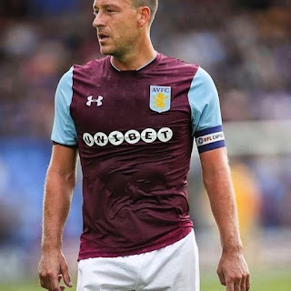 Dailynewsvibe - John Terry has been appointed the new captain of Aston Villa