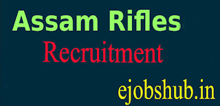 Assam Rifles Recruitment