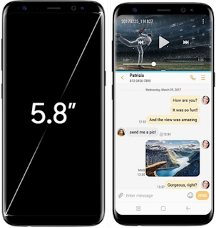 Harga dan Spek Samsung galaxy s8