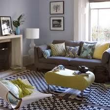 sala color amarillo gris