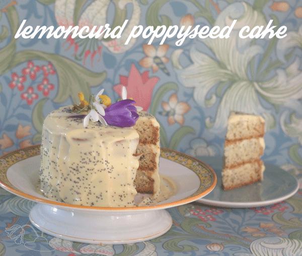 lemoncurd poppyseed cake