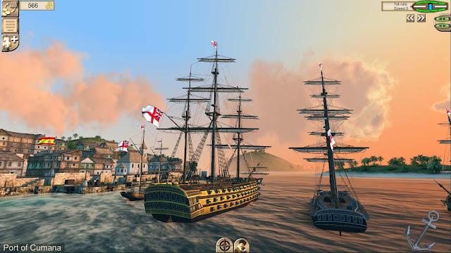 download game The Pirate Caribbean Hunt android apk mod terbaru