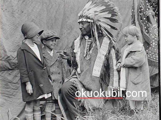 Kızılderili Resimleri Courtesy Boston Public Library Native American Photos Mayıs 2019
