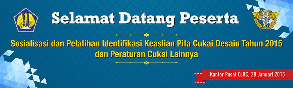 Contoh Banner Acara Sosialisasi Dan Pelatihan Pajak Dan
