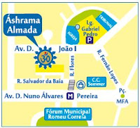 Áshrama ALMADA - Centro do Yoga