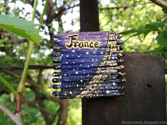 Francuski magnes diy