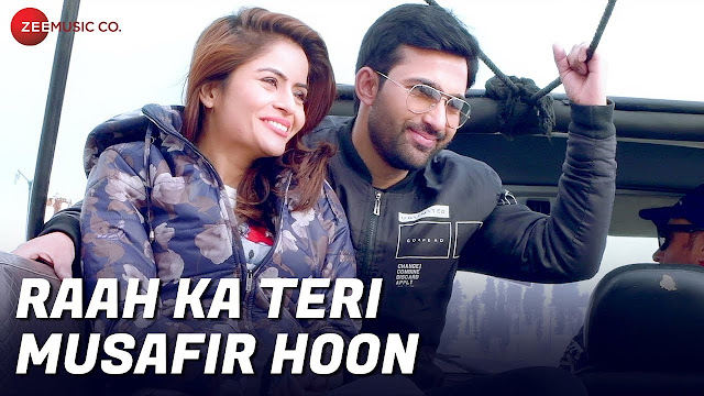 Raah Ka Teri Musafir Hoon Song Lyrics | Official Music Video | Asif Panjwani | Ahmad Shaad Safwi | Salman Butt