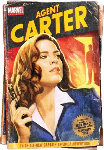 Captain America | Peggy Carter [One Shot] – Truyện tranh