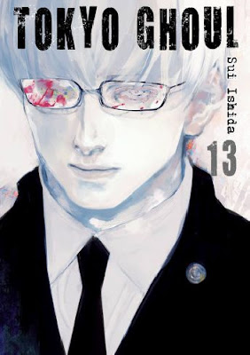 Sui Ishida - Tokyo Ghoul t.13