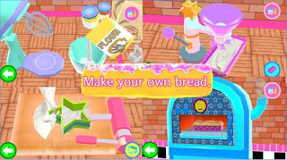 Download Picabu Bakery: Cooking Games Apk