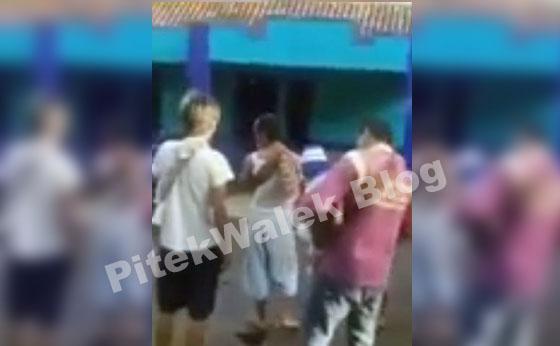 Video Bapak-Bapak Ngrumpi Sambil Menyusui Bayi Ini Viral di Facebook