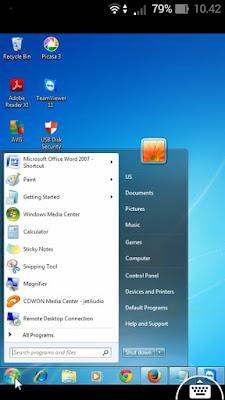 Cara Remot Laptop / Komputer Dengan Mengunakan Smartphone Android