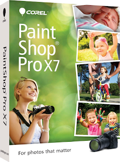 Corel PaintShop Pro X7 17.4.0.11 Sp4 Retail + Ultimate Pack (Español)