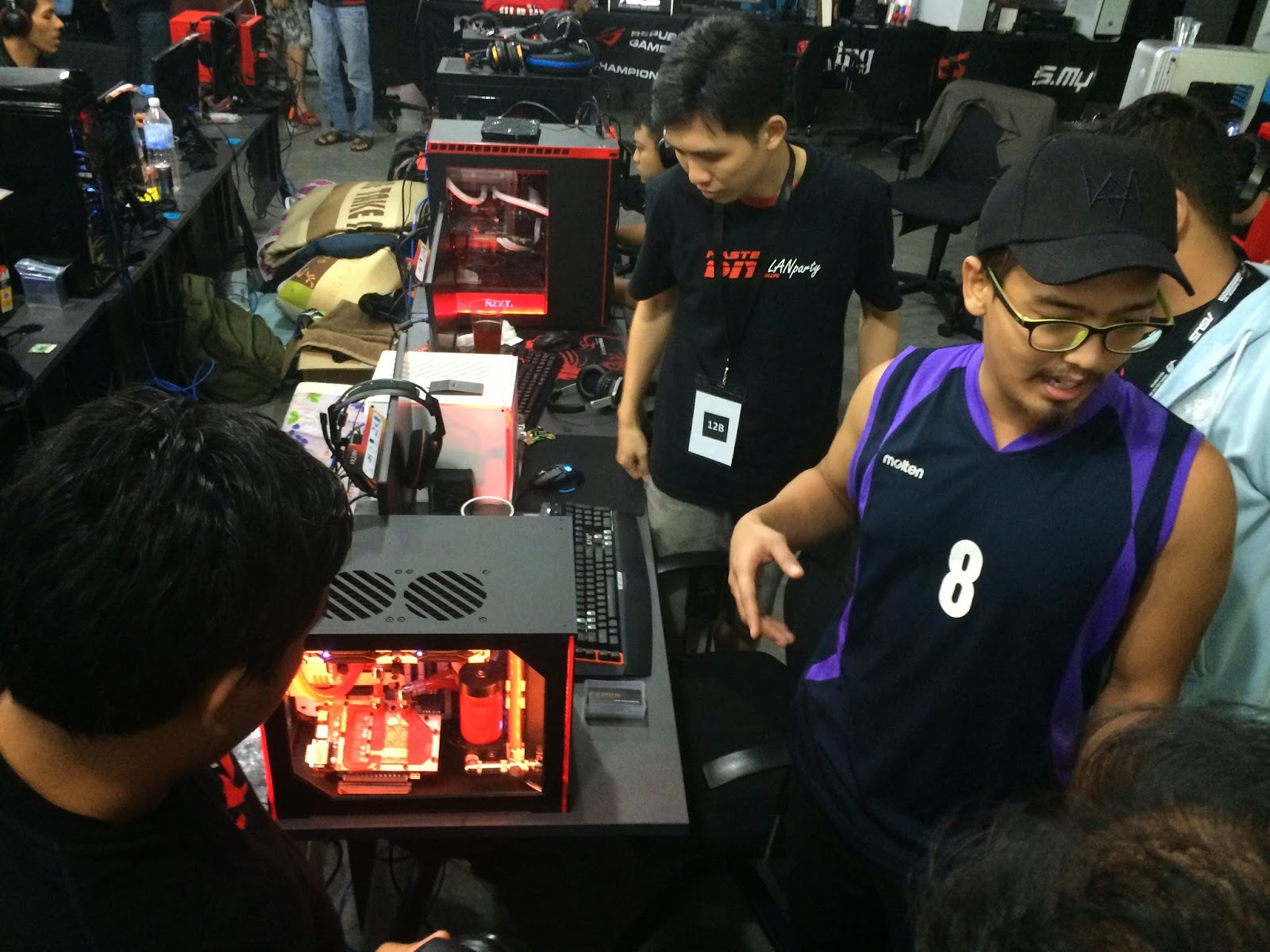 Coverage for ASUS LAN Party: DAY 3 17