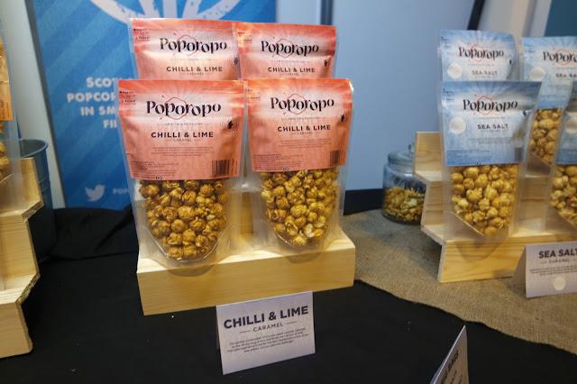 Poporopo Chilli and Lime Popcorn