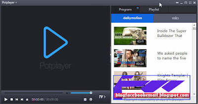 Informasi perihal software pemutar video POT player  Download POT Player Pemutar Video Gratis Powerful Terbaru 2019