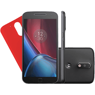 Comprar Celular Smartphone Motorola Moto G 4 Plus