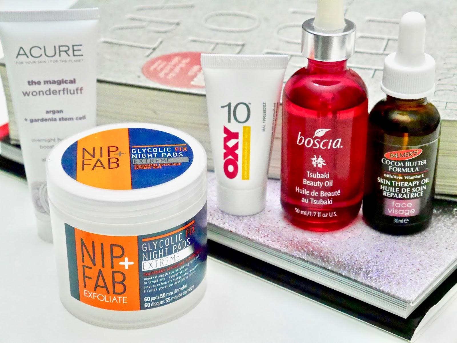 Beauty & Health, exfoliant, face mask, facial oil, mask, serum, spot treatment, bloggers, canadian beauty, bbloggersCA, skincare, beauty