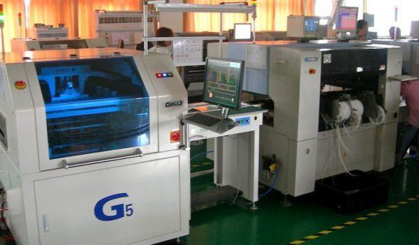 Gia công lắp ráp mạch SMT nhanh tại Việt Nam