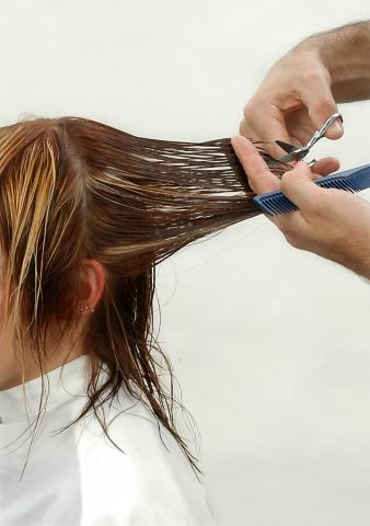 Como hacer un corte de cabello texturizado
