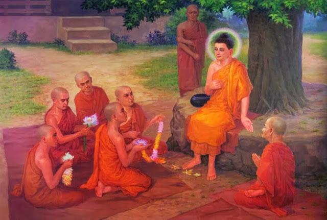 Đạo Phật Nguyên Thủy - Đường Xưa Mây Trắng - Chương 48: Rơm phủ lên bùn
