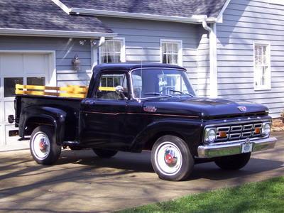 Ford B-, F-, T-Series Trucks 1964 Transmatic Transmission ...