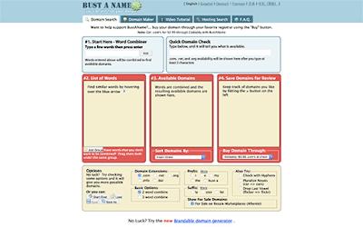 أفضل 10 منشئ اسم المجال لمساعدتك في اختيار المجال