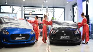 Lansare Suzuki Swift