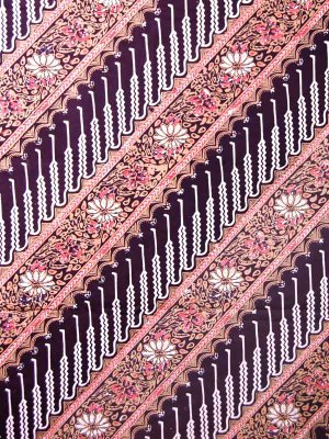 Gambar Batik Tradisional Khas Pekalongan