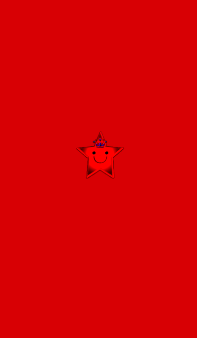 Red Simple Star