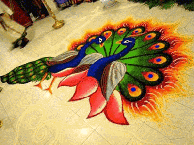 Rangoli Designs for diwali 2016
