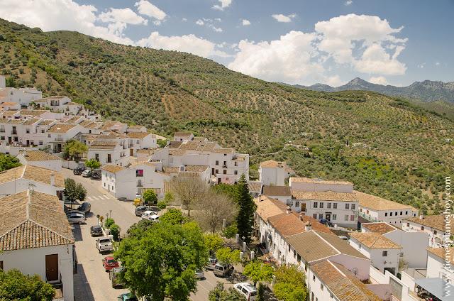 Zahara de la Sierra Andalucia