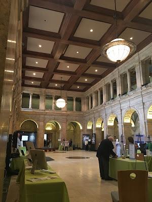 Mary Baker Eddy Library Lobby