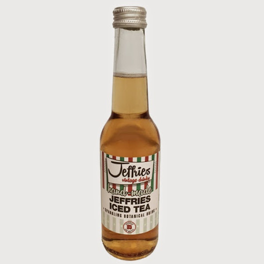 The Vintage Girl Reviews...Jeffries Vintage Drinks