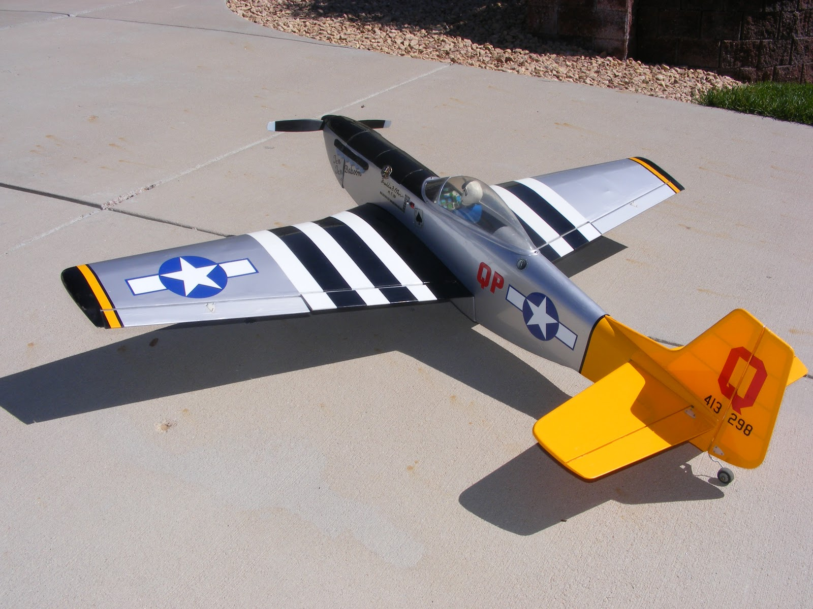 Crazzyflyer s Rc Planes  RC Plane Building   Electric Conversions     RC Plane Building   Electric Conversions  Hangar 9 P 51 Mustang PTS