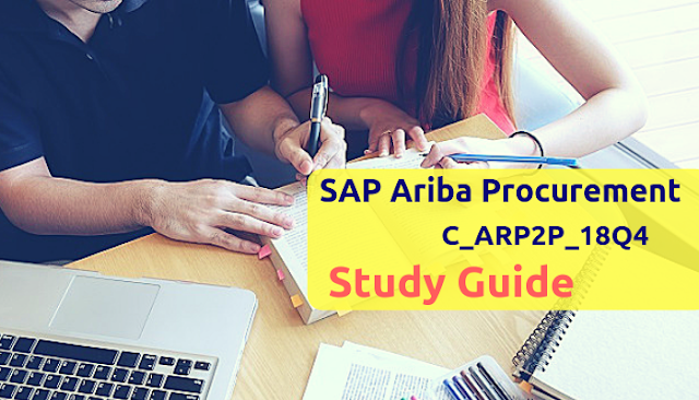 C Arp2p 18q4 Study Guide And How To Crack Exam On Sap Ariba