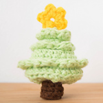 http://www.ravelry.com/patterns/library/amigurumi-christmas-tree-5
