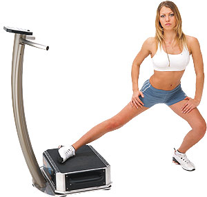 Plataformas vibratorias para bajar de peso