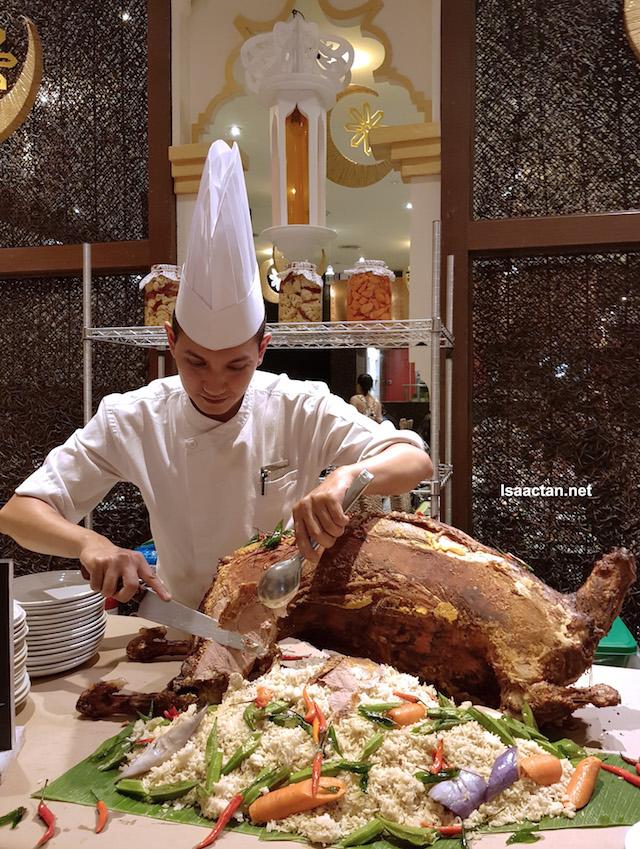 Taste of Malaysia @ Renaissance Kuala Lumpur Hotel