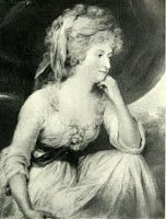 Mrs Fitzherbert from The Creevey Papers (1904)