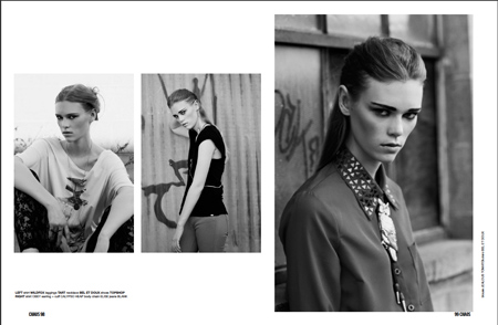 Caitlin Holleran 3 - Cast Images model - Chaos Magazine - San Francisco