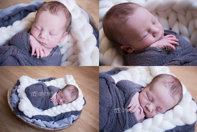 fotografía recién nacido newborn zaragoza