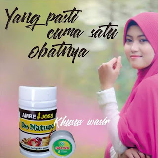 Obat Ambeyen Herbal De Nature Indonesia